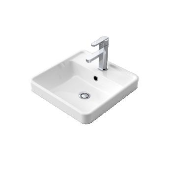 Caroma Carboni Ii Inset Ceramic Basin 1Th (895200W)