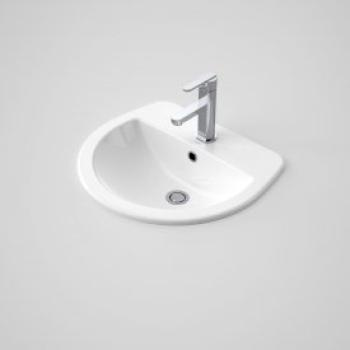 Caroma Vanity Basin Cosmo 1Th White (893315W)