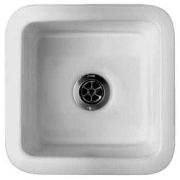 Caroma Laboratory Sink 305X305 Small White(674101W)