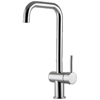 Brasshards Dahlek Sink Mixer Chrome