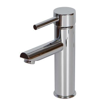 Brasshards Dahlek Basin Mixer Chrome