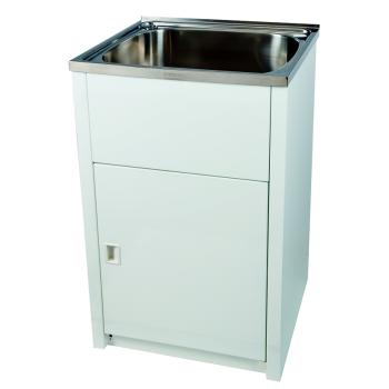 Everhard Project 45L Laundry Tub & Cabinet S/S