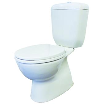 Everhard Virtue Close Coupled Toilet Suite