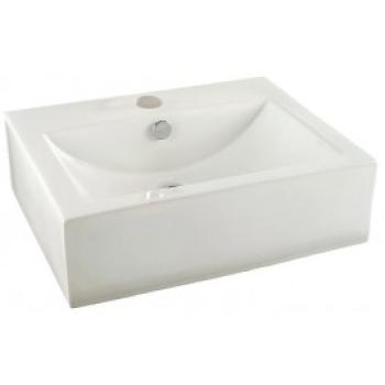 Everhard Virtue Above Counter Ceramic Basin 1Th