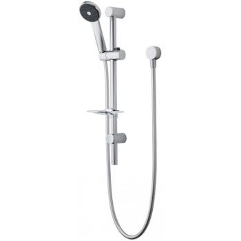 Methven Maku Satinjet Rail Shower Chrome