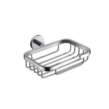Marbletrend - Nature Soap Basket Chrome