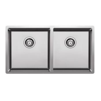 *CLARK PRISM DOUBLE B OVERMOUNT OR UNDERMOUNT SINK PPR20B