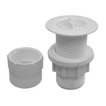 Johnson Suisse / Marbletrend - Plug & Waste 32/40mm with Overflow - Plastic