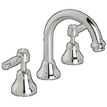 RAM MERINO LEVER BASIN SET FIXED SPOUT (MLCDBSACP)