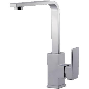 BRASSHARDS RUBIC SINK MIXER CHROME (11SL151CL)