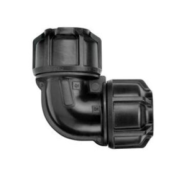 POLY 40MM ELBOW CLASS B