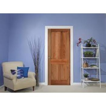Interior Door Meranti Timber- Windsor 7F